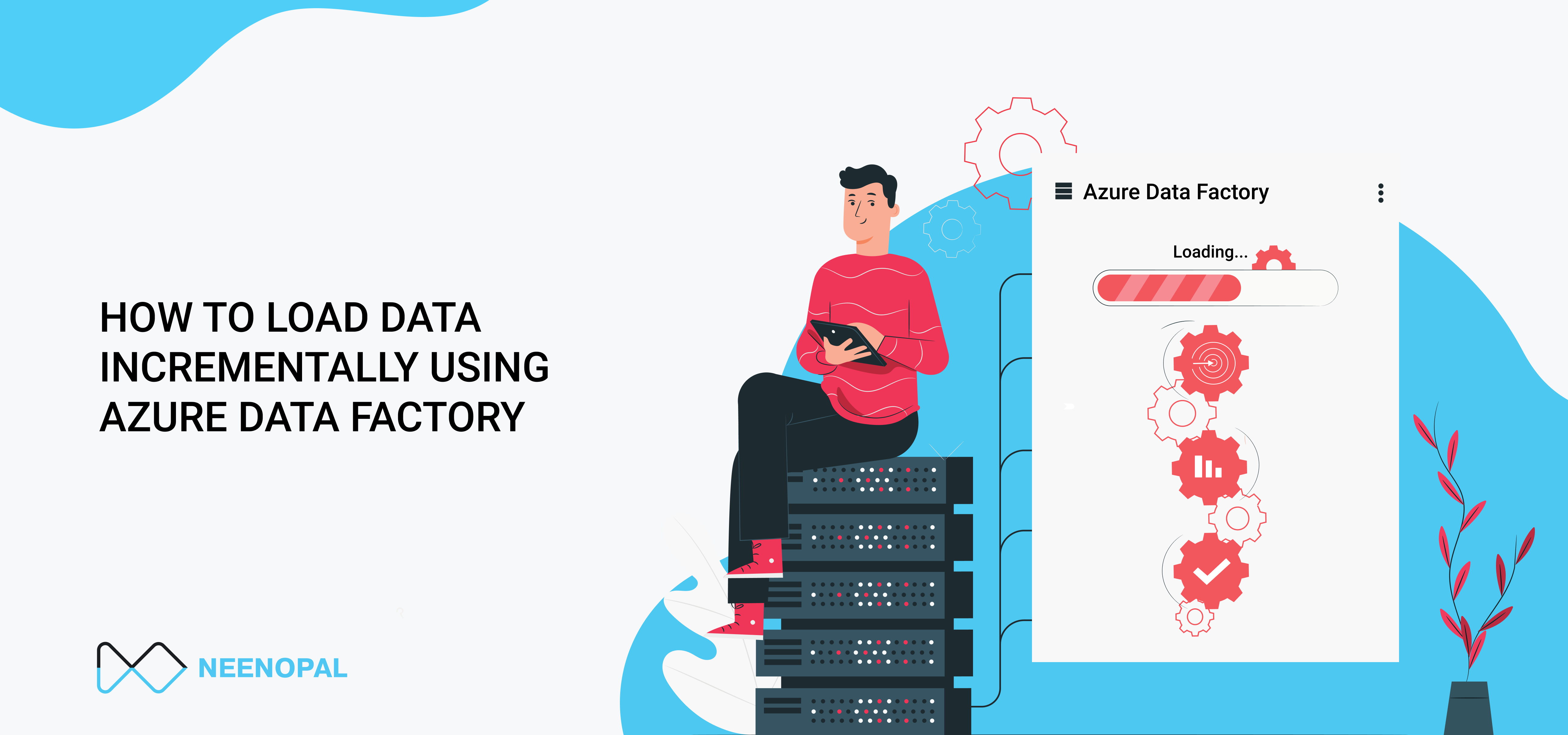 How to load data incrementally using Azure Data factory