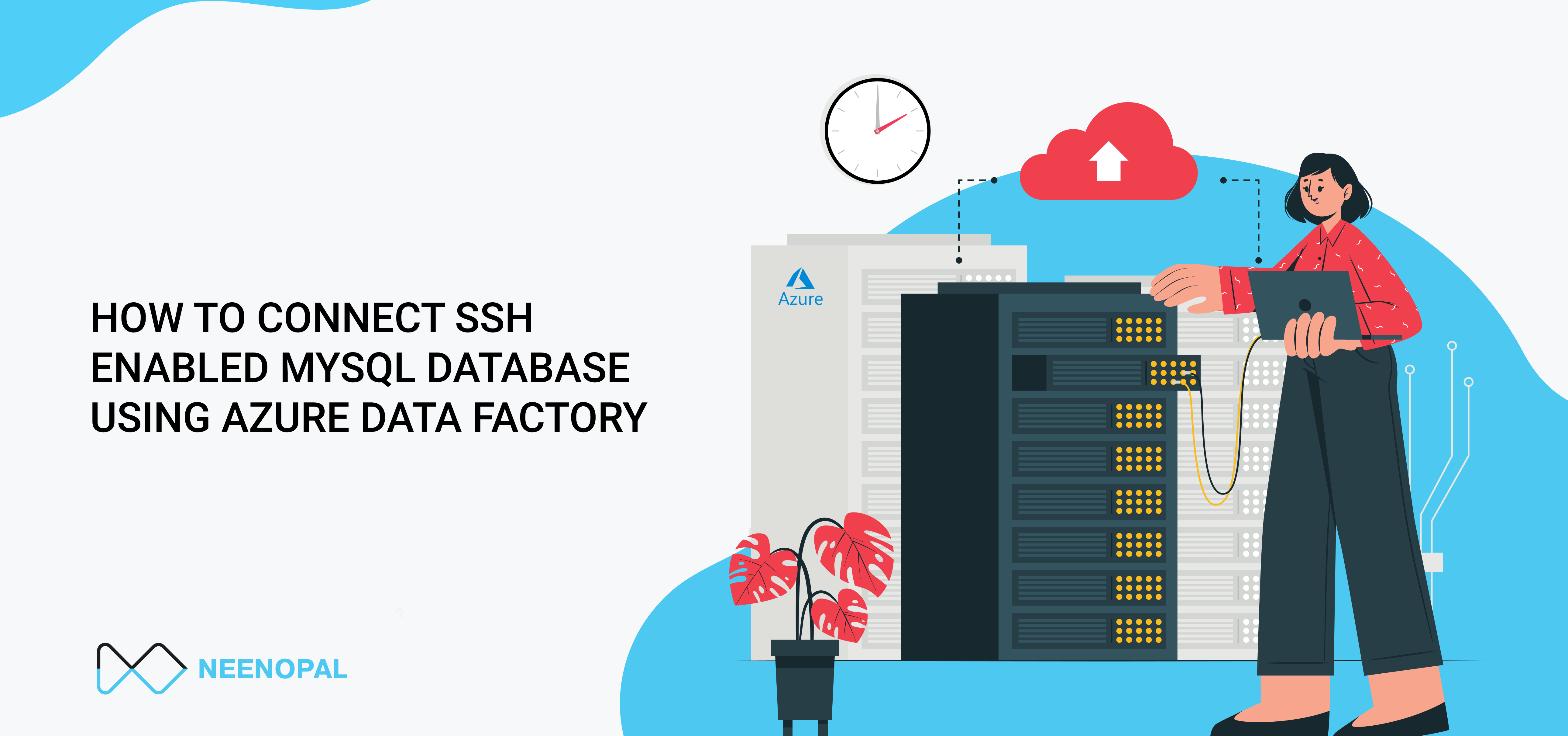 How to connect SSH enabled MySql Database using Azure Data Factory